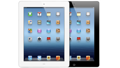 iPad 3th generation