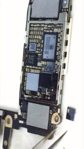 CPU iPhone